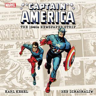Captain America: The 1940s Newspaper Strip