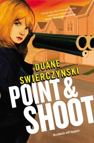 Point & Shoot (Charlie Hardie #3)