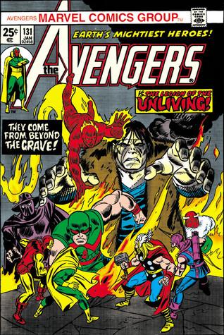 Avengers by Steve Englehart