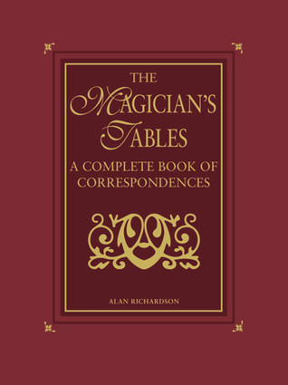 Magician's Tables: A Complete Book of Correspondences