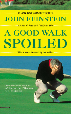 A good walk ruined book
