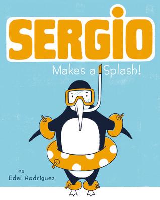 Sergio Makes a Splash by Edel Rodriguez