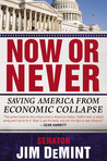 Now or Never: Saving America from Economic Collapse