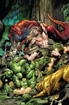 Incredible Hulks: Planet Savage