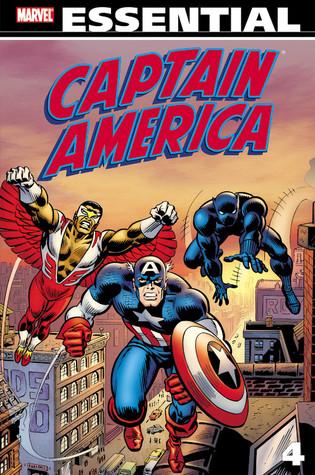 Essential Captain America, Vol. 4