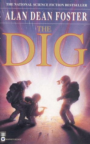 The Dig par Alan Dean Foster, Steven Spielberg, LucasArts Entertainment Company