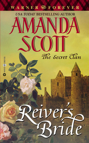 Reiver's Bride (Secret Clan, #4)