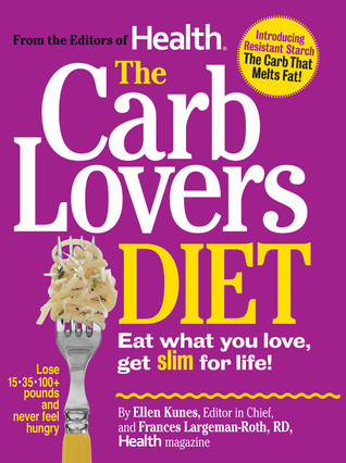 The carblovers diet eat what you love get slim for life by ellen 8352822 fandeluxe Gallery