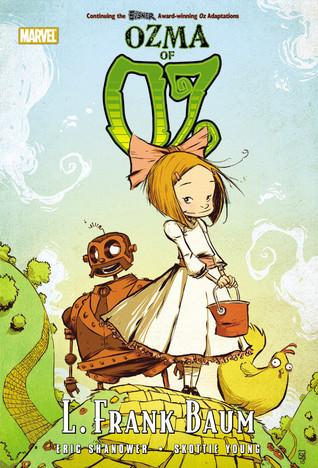 Oz by Eric Shanower