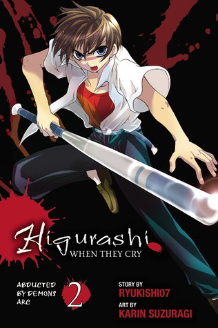 Higurashi When They Cry: Abducted by Demons Arc, Vol. 2