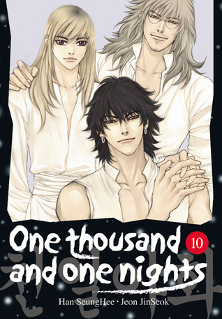 One Thousand and One Nights, Volume 10
