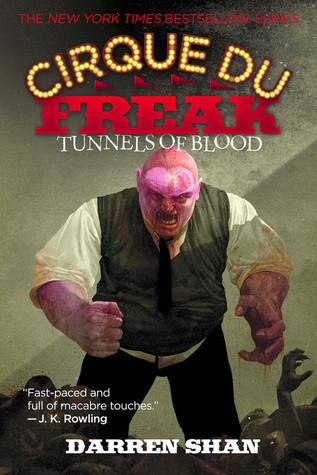 Tunnels of Blood by Darren Shan