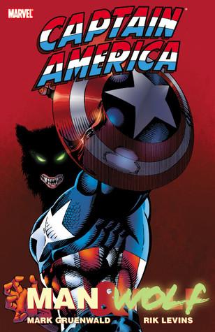 Captain America by Mark Gruenwald