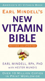 Earl Mindell's New Vitamin Bible by Earl Mindell