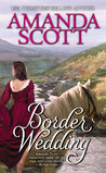 Border Wedding by Amanda Scott