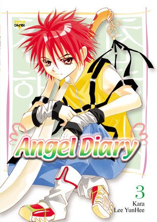 Angel Diary, Vol. 03 by Kara