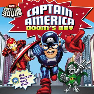 Super Hero Squad: Captain America Doom's Day