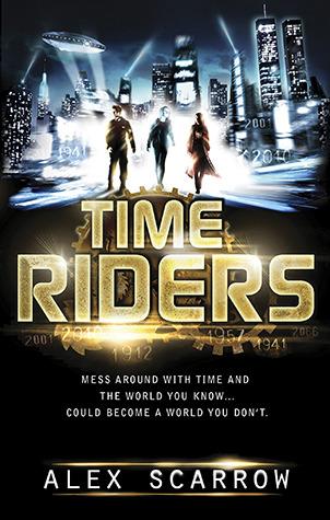 TimeRiders(TimeRiders 1)