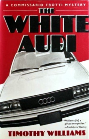 The White Audi