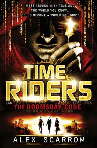 The Doomsday Code by Alex Scarrow