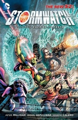 Stormwatch, Volume 2: Enemies of Earth