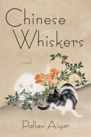book cover: Chinese Whiskers