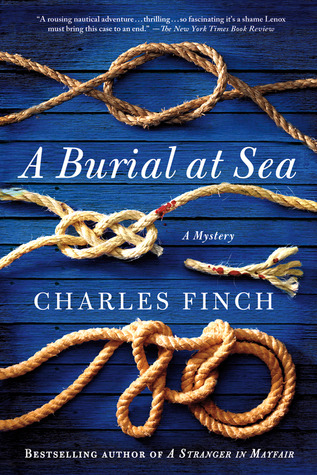 A Burial at Sea by Charles Finch