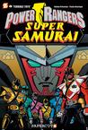 Power Rangers Super Samurai #2 by Stefan Petrucha