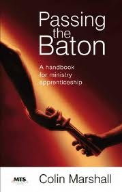 Passing the Baton by Colin Marshall