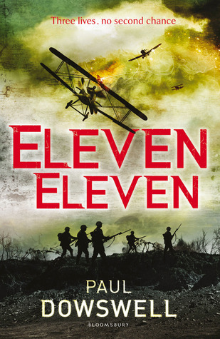 Image result for Eleven Eleven by Paul Dowswell