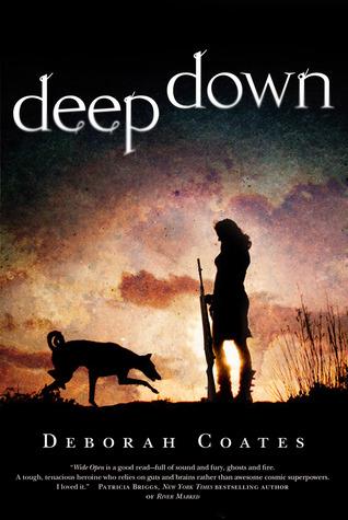 Deep Down (Wide Open, #2)