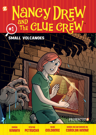 Small Volcanoes (Nancy Drew and the Clue Crew Graphic Novels #1)