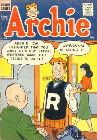 Archie Comics #88