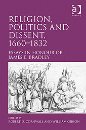 Religion, Politics and Dissent, 1660-183...