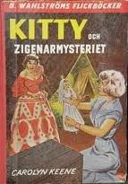 Kitty och zigenarmysteriet by Carolyn Keene