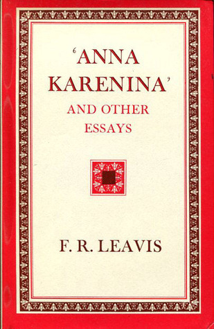 anna karenina and other essays Essays on anna karenina anna of leo tolstoy's anna karenina anna karenina those masterpieces and other works were translated into a.