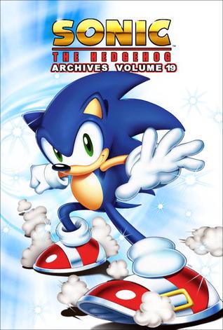 Sonic the Hedgehog Archives 19