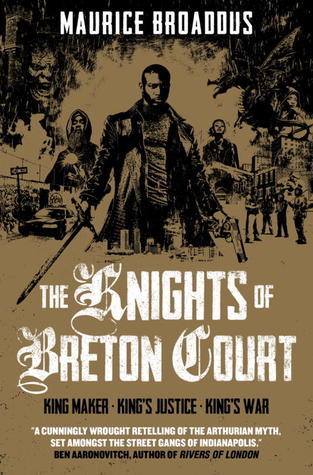 The Knights of Breton Court(Knights of Breton Court 1-3)