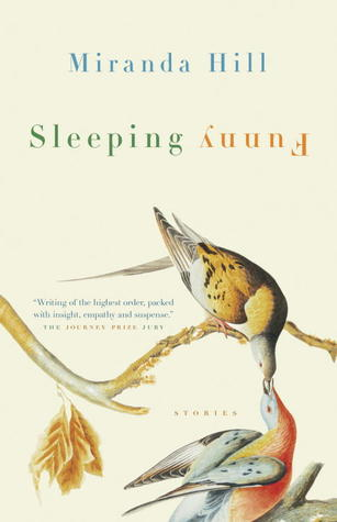 Sleeping Funny by Miranda  Hill