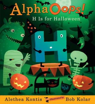 AlphaOops: H Is for Halloween(AlphaOops!)