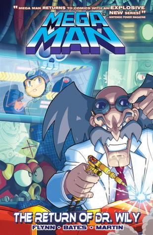 Mega Man 3: Return of Dr. Wily por Ian Flynn, Ben Bates