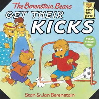 The berenstain bears get kicked in the dick