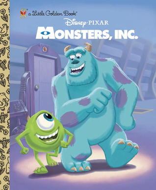 Disney Pixar - Monsters, Inc. (A Little Golden Book)
