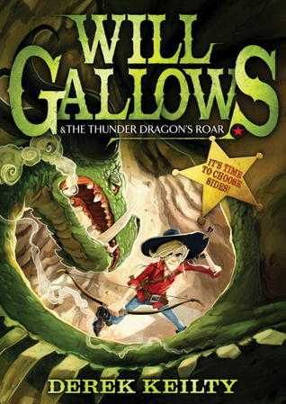 Will Gallows & the Thunder Dragon's Roar
