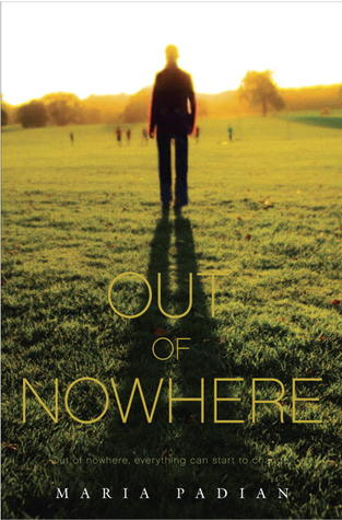 Out of Nowhere by Maria Padian