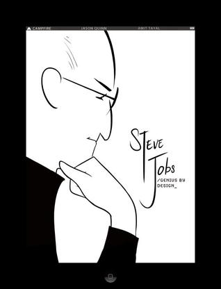 Steve Jobs: Genius by Design: Campfire Biography-Heroes Line(Campfire Graphic Novels)