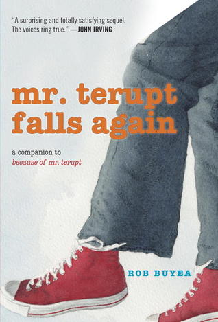 Mr. Terupt Falls Again (Mr. Terupt, #2)