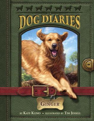 Ginger (Dog Diaries, #1)