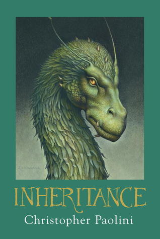 Inheritance, Or, The Vault Of Souls (The Inheritance Cycle, #4)