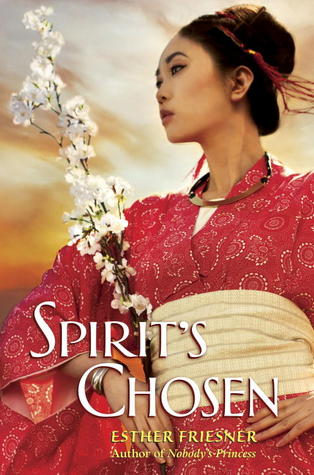 Spirit's Chosen (Spirit's Princess, #2)